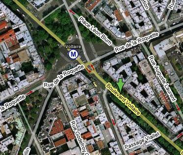 Boulevard Voltaire 75001 Paris
