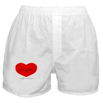 French love phrases on your boxer shorts are so romantic!