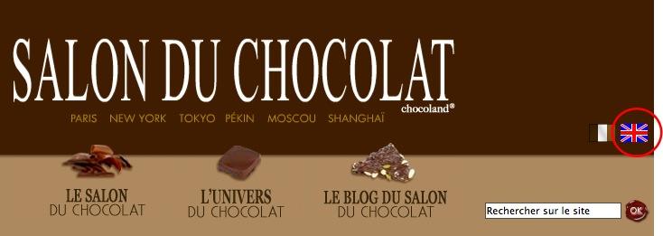 Chocolate festival in paris for Salon du pain paris