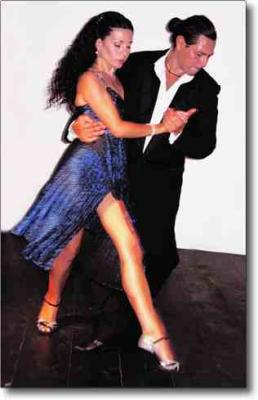 Tango, salsa, nightclubs in Paris - fabulous!