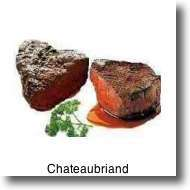 What to eat in Paris? Thick juicy steak, bernaise sauce ... it must be my favourite, Chateaubrand!