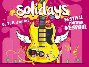 Gay Pride : Solidays : Gay Paris France