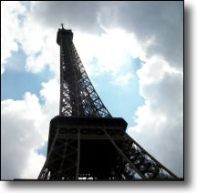 The history of the Eiffel Tower is fascinating - you must come visit!