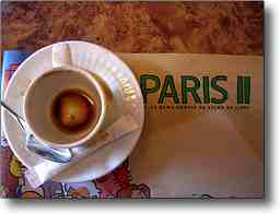 Paris Coffee : Coffee in Paris