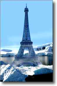 Paris in January - Paris skate - exhibitions - photography - polar