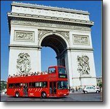 Paris tours : Paris Museums : Paris bus tours