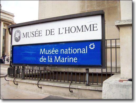Paris tours : Paris museums : Paris sightseeing : Musee de l'Homme