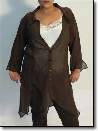 Plus size woman clothing Paris - grandes tailles, femmes rondes