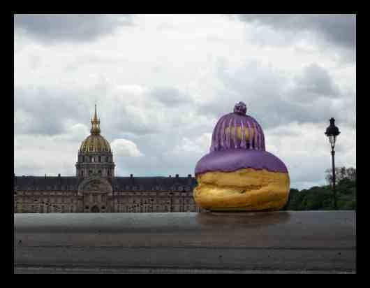 Paris Pastry - an online journey