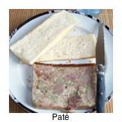 What to eat in Paris? I love the many types of pate to be found in the markets.