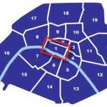 Maps, Arrondissements & Districts