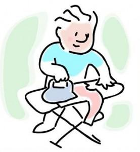 Travel packing tips - iron, washing powder etc