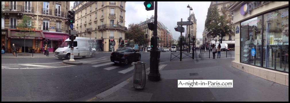 Ave de la Republique