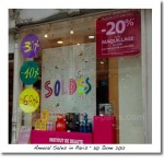 Annual Sales in Paris in June