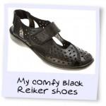 Wear comfortable shoes in Paris