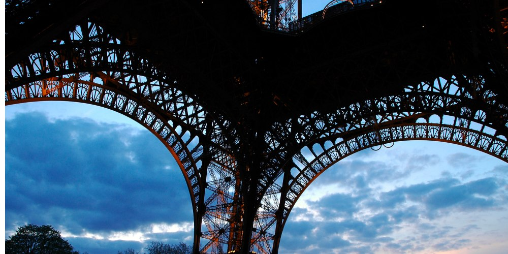 Dreaming about Paris and the Eiffel Tower