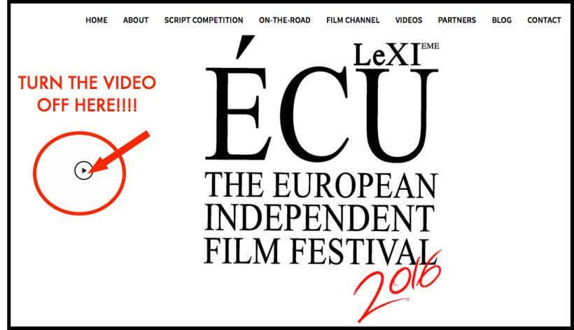 Postcards from Paris - European Independent Film Festival