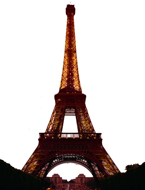 Postcards from Paris June 2012 - Eiffel Tower (image)