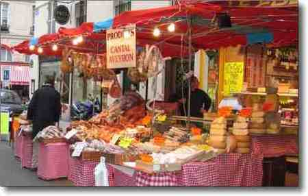 How do I buy cheese in Paris?