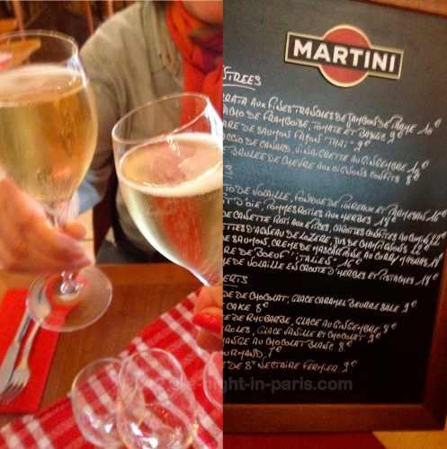 Les Mandibules restaurant • Paris 75011 (image)
