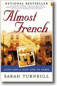 Books about Paris: Almost French by Sarah Turnbull
