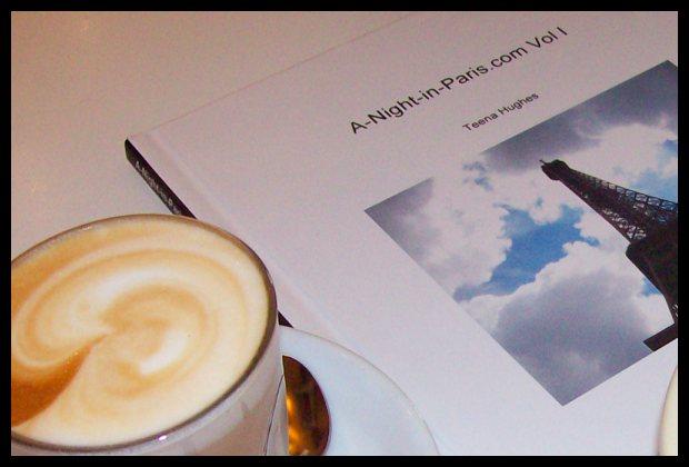Postcards from Paris - Teena Hughes Photo Book of Paris