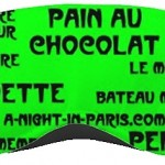 Paris Sleep Mask – ooh la la!