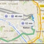 Paris Transport Changes September 1st 2015