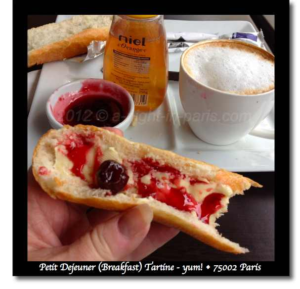 Petit Dejeuner in Paris - tartine tastes delicious (image)