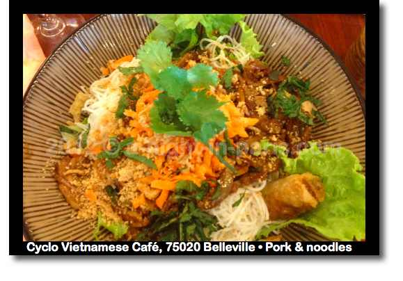Where to eat Vietnamese in Belleville, 75020 (Paris) image