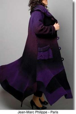 Plus size woman clothing in Paris, France