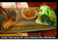 Where to eat Vietnamese in Belleville 75020 Paris